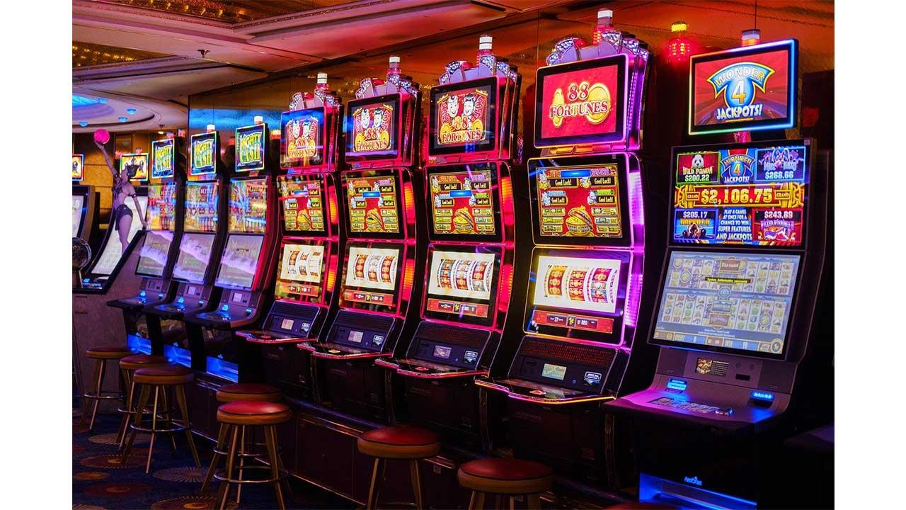 Tiga Jenis Permainan Slot Online